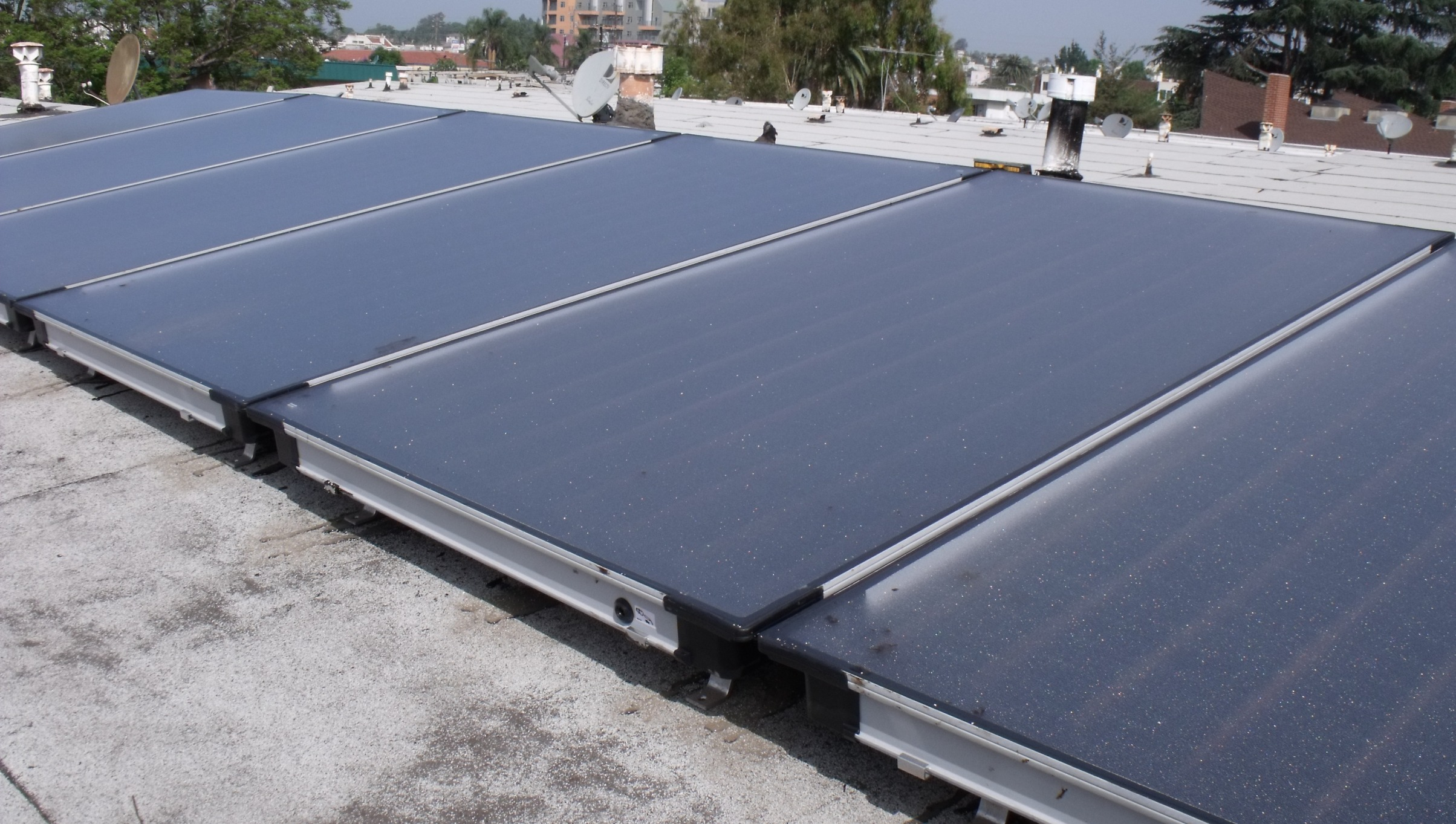Average Cost Of Water Heater Solar Water Heaters Installation